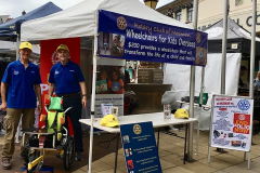 Fund Raising and awareness for Wheel Chair