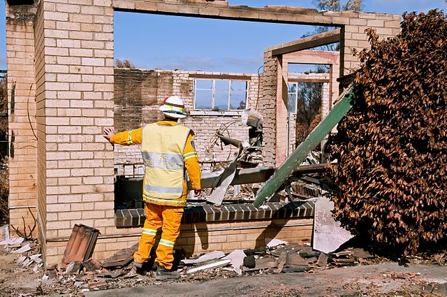 Rehabilitation of bushfire affected families in NSW