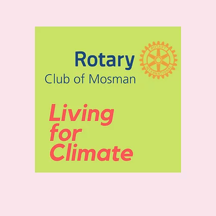 Living for climate Logo