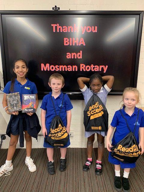 Thankyou Mosman Rotary