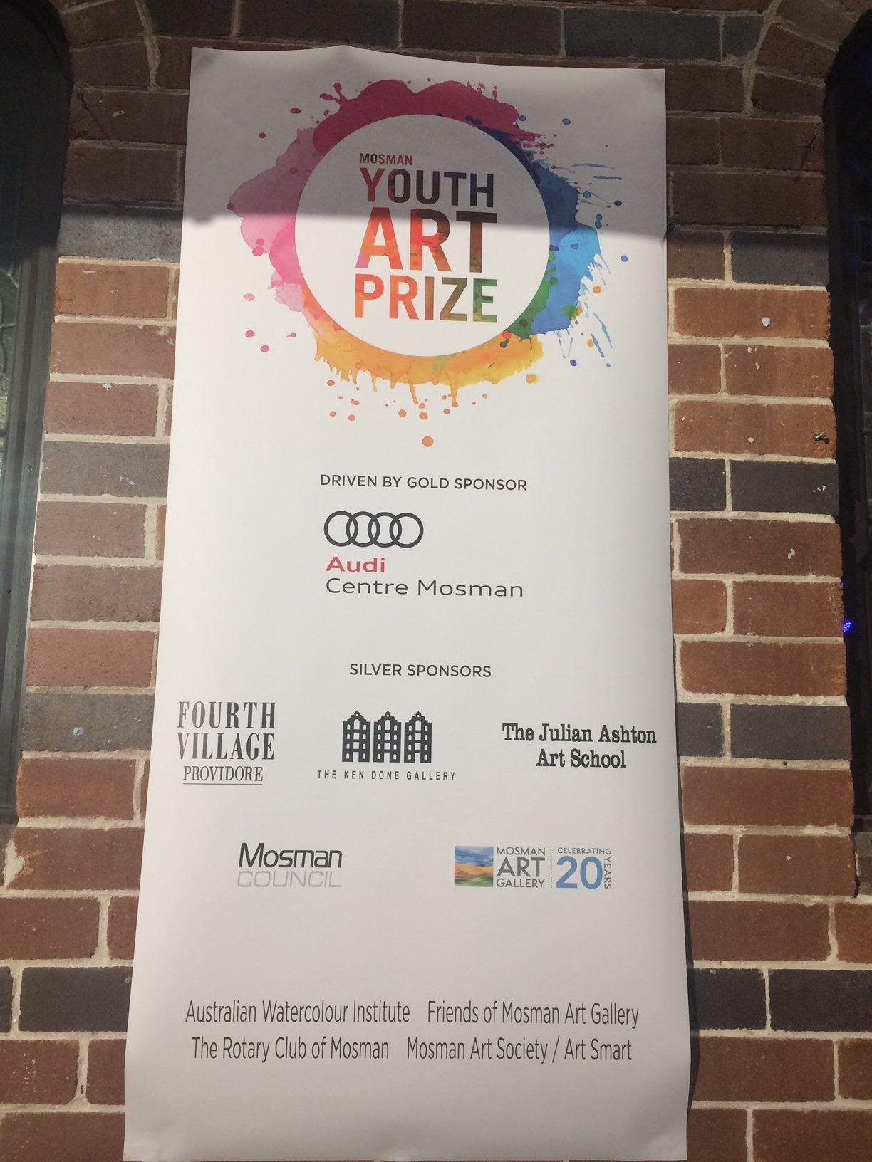 MYAP – Mosman Youth Art Prize
